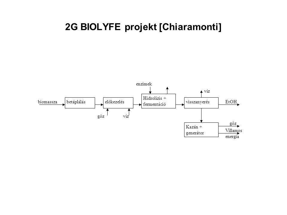 2G BIOLYFE projekt [Chiaramonti]
